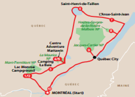 tour de quebec 2